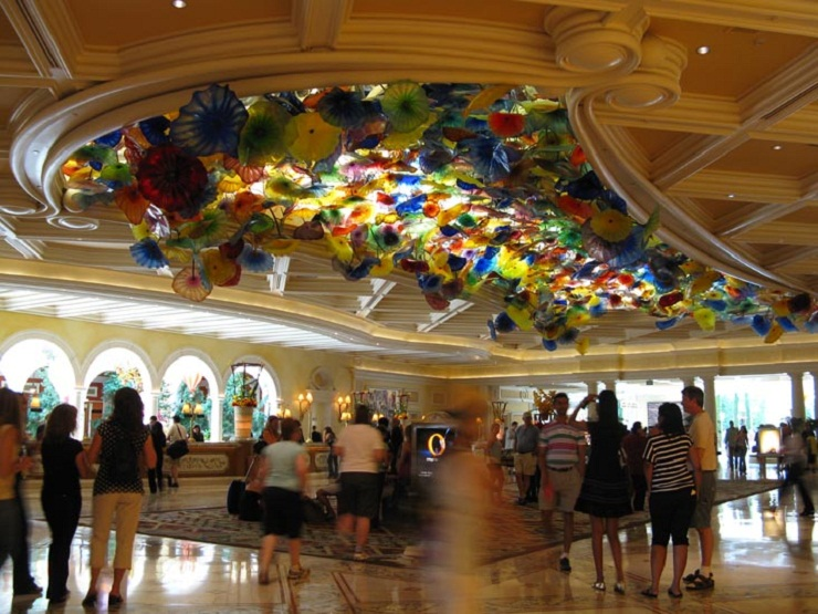 Bellagio Casino  Las Vegas - city guide bellagio