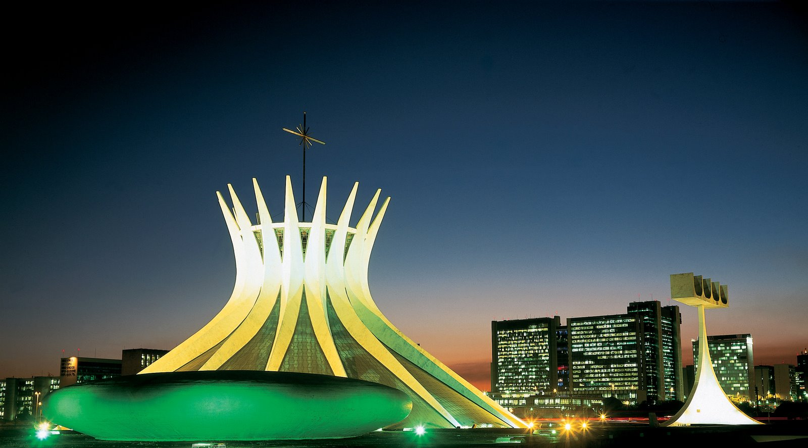 Brasilia City Guid brasilia city guide Brasilia City Guide catedral de brasilia