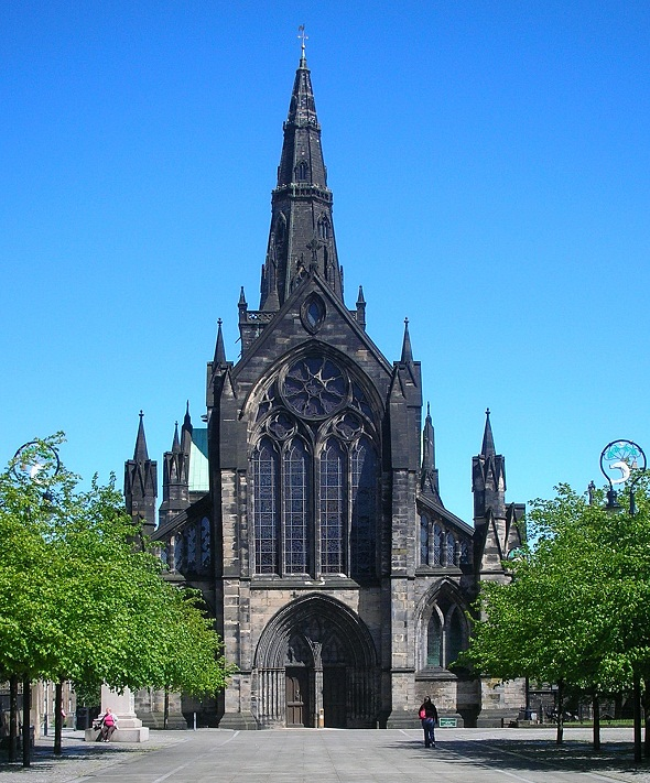 Catedral of Glasgow  Glasgow - city guide catedral of glasgow