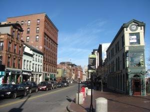 City Guide Portland_Maine Arts District  Portland_Maine City Guide congress street portland me