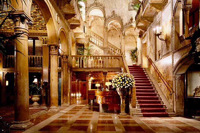 Venice city guide best design guides for Hotel design venice