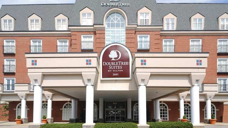 Hotels and Resorts  Lexington - City Guide doubetree suites by hilton hotel