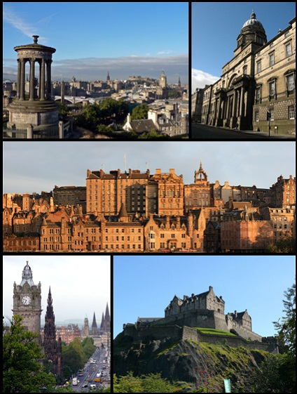 Edinburgh  Edinburgh – city guide edinburgh