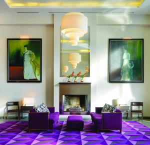 Dublin - City Guide Fitzwilliam Hotel  Dublin City Guide fitz dublin