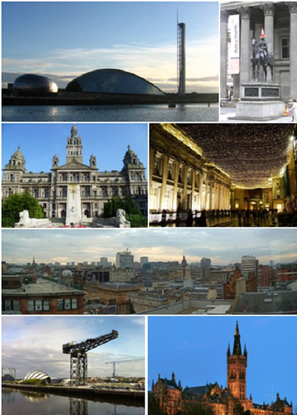 Glasgow  Glasgow - city guide glasgow