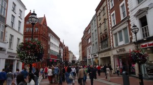 Dublin - City Guide_Grafton Street  Dublin City Guide grafton street1
