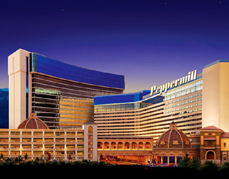 Peppermill Reno Hotel  Reno – city guide peppermill
