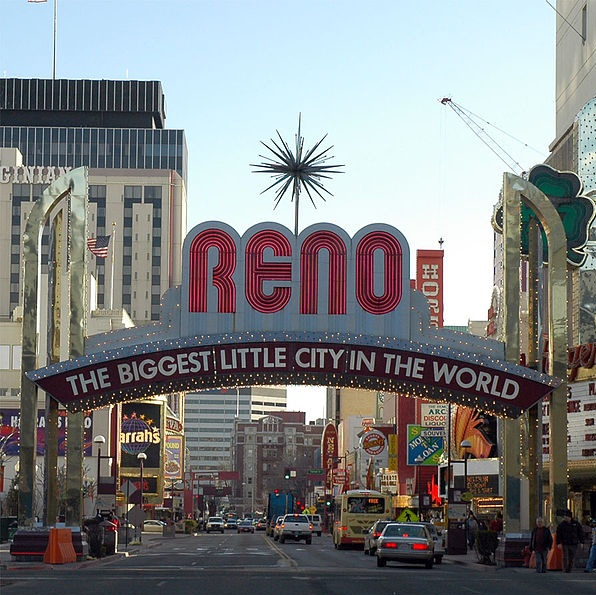 Reno  Reno – city guide reno