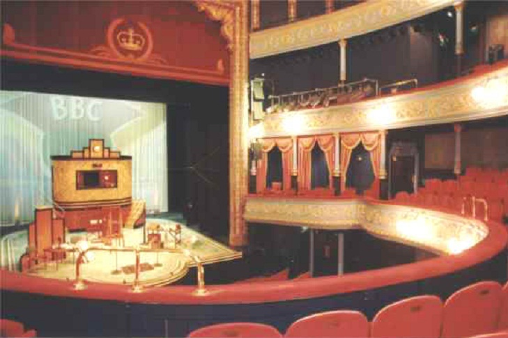 Royal Lyceum Theatre  Edinburgh – city guide royal lyceum theatre