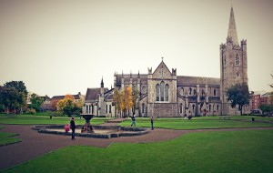 Dublin - City Guide_ St. Patrick's Cathedral  Dublin City Guide st p db