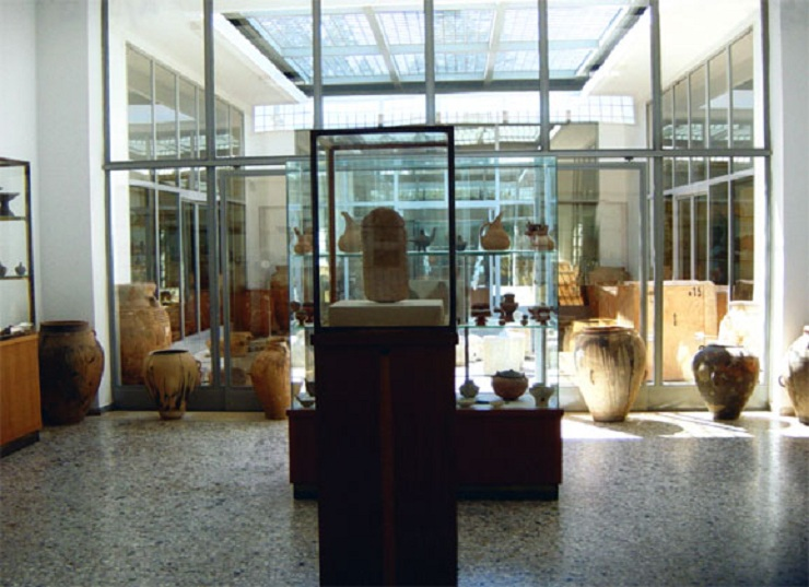 Museum  Crete - City Guide the museum of aghios nikolaos
