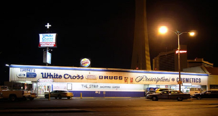 White Cross  Las Vegas - city guide white cross