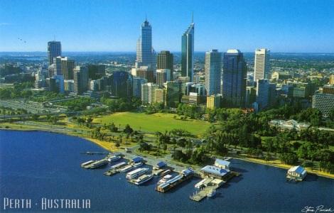 Perth Panoramic view