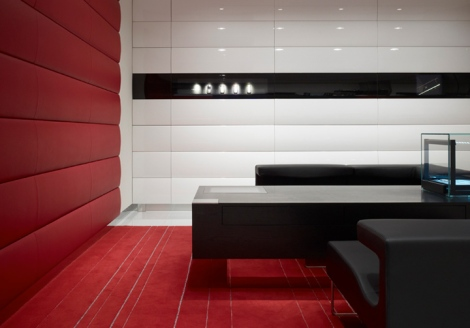 Vertu-flagship-store by Klein Dytham