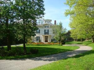 Mansion, B&B, antique, design, history