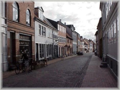 Nedergade Street