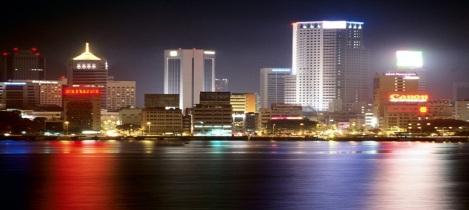 Night-View-Of-Johor-Bahru-Malaysia