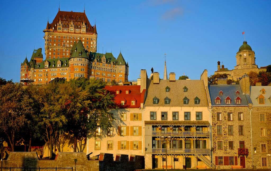 Quebec canada city guide design city guide for Design hotel quebec city