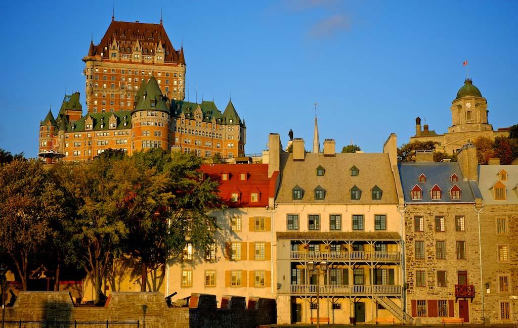 Quebec canada city guide design city guide for Hotel design quebec