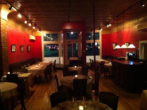 Pangaea Restaurant