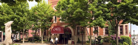 Portland Regency Hotel and Spa